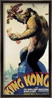 Framed King Kong, c.1933