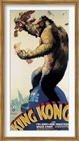 Framed King Kong, c.1933