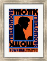 Framed Thelonious Monk, 1959