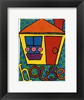 Framed House