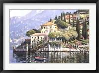 Framed Villa Balbianello
