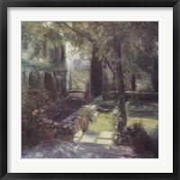 Framed Garden for Marcel Proust