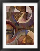 Framed Circular Rhythms I