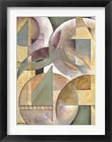 Framed Spheres of Thought I