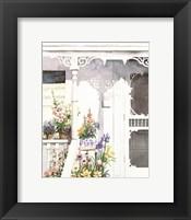 Framed Victorian Porch