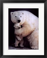 Framed Bear Hug