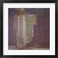 Framed Prophetesse Libuse