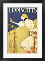 Framed Lippincott's