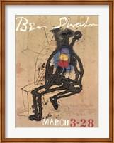 Framed Poster March 3-28