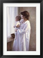 Framed Mother and Son