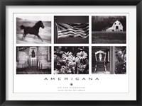 Framed Americana