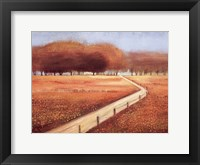 Framed Autumn Memory