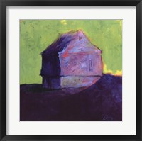Framed Haunting Magic of an American Barn I
