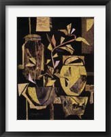 Framed Still Life I