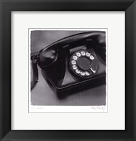 Framed Dial Phone