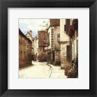 Framed Noyers Street