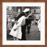 Framed Kissing The War Goodbye