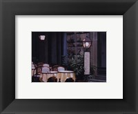 Framed Late Dining