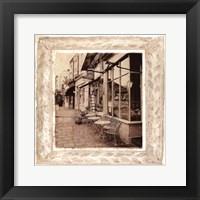 Framed Street Cafe