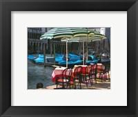 Framed Waterfront Cafe