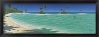 Framed Island Hopping