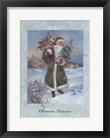 Framed Christmas Treasures