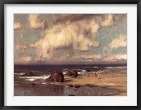 Framed Along the Shore