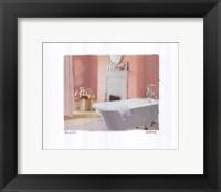 Bath Suite #1 Framed Print