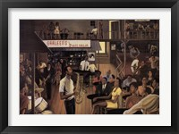 Framed Jazz From The Cellar