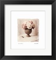 Rose Cluster l Framed Print