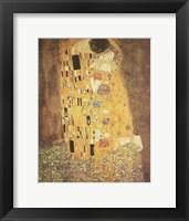 Framed Kiss