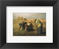 Framed Gleaners