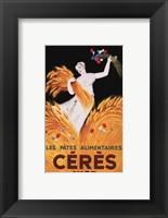 Framed Ceres Nice