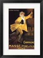 Framed Masse Pere Fils