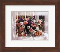Framed Bordered Floral