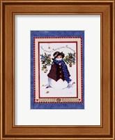 Framed Merry Merry