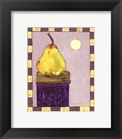 Blackberry Moon Framed Print