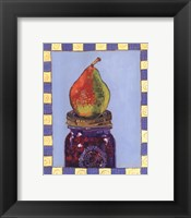 Framed Grape Jelly Jive