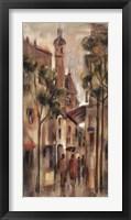 Framed Rue Amelie