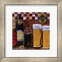 Framed Beer and Ale III
