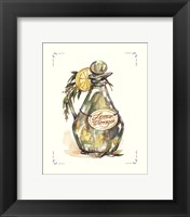 Framed Lemon Tarragon