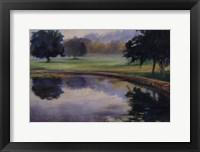 Framed Reflection Pond