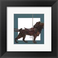Framed Carousel III