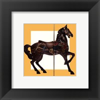 Framed Carousel IV