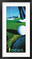 Framed Focus-Putter