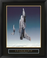 Framed Leadership - Planes