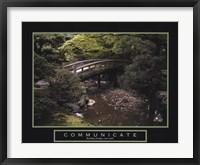 Framed Communicate - Bridge