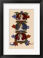 Framed Roman Emperors