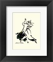 Tango Bliss Framed Print