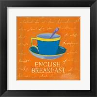 Framed English Breakfast